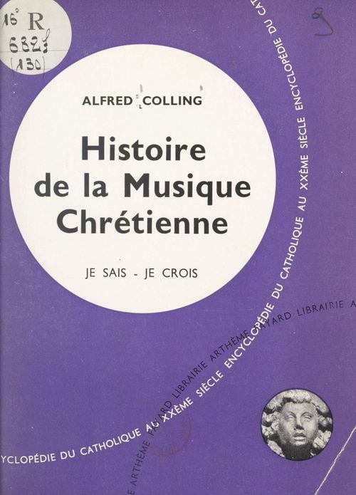 Les arts chrétiens (12)  - Alfred Colling
