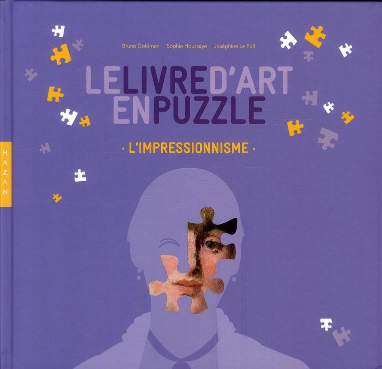 Livre d'art en puzzle ; le livre