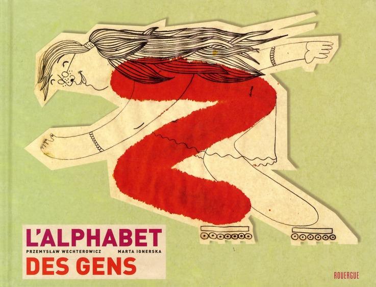 L'alphabet des gens