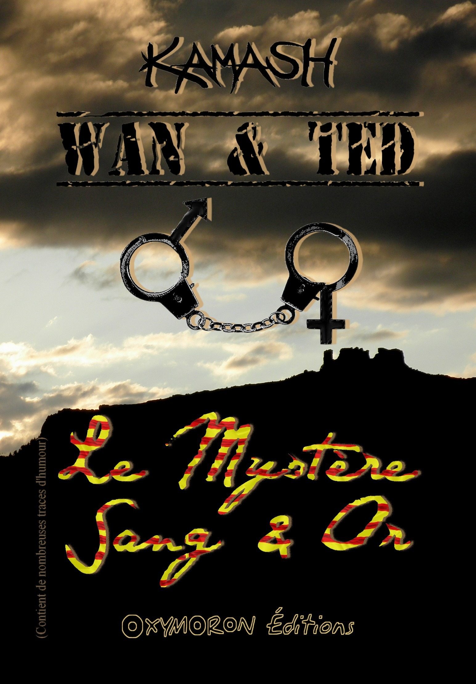 Wan & Ted ; le mystère sang & or