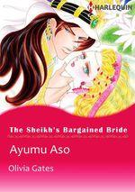 Vente Livre Numérique : Harlequin Comics: The Sheikh's Bargained Bride  - Ayumu Asou - Olivia Gates