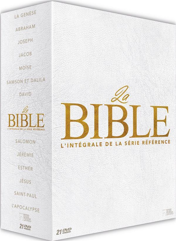 La Bible : L'intégrale de la série référence