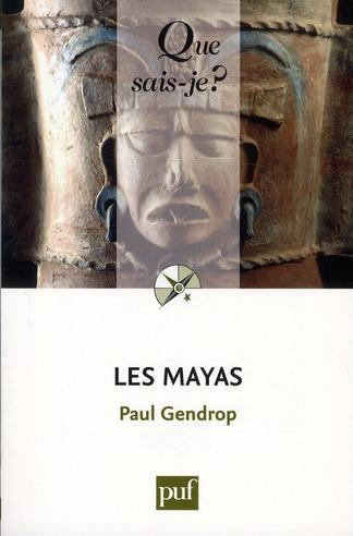LES MAYAS (9E. EDITION)