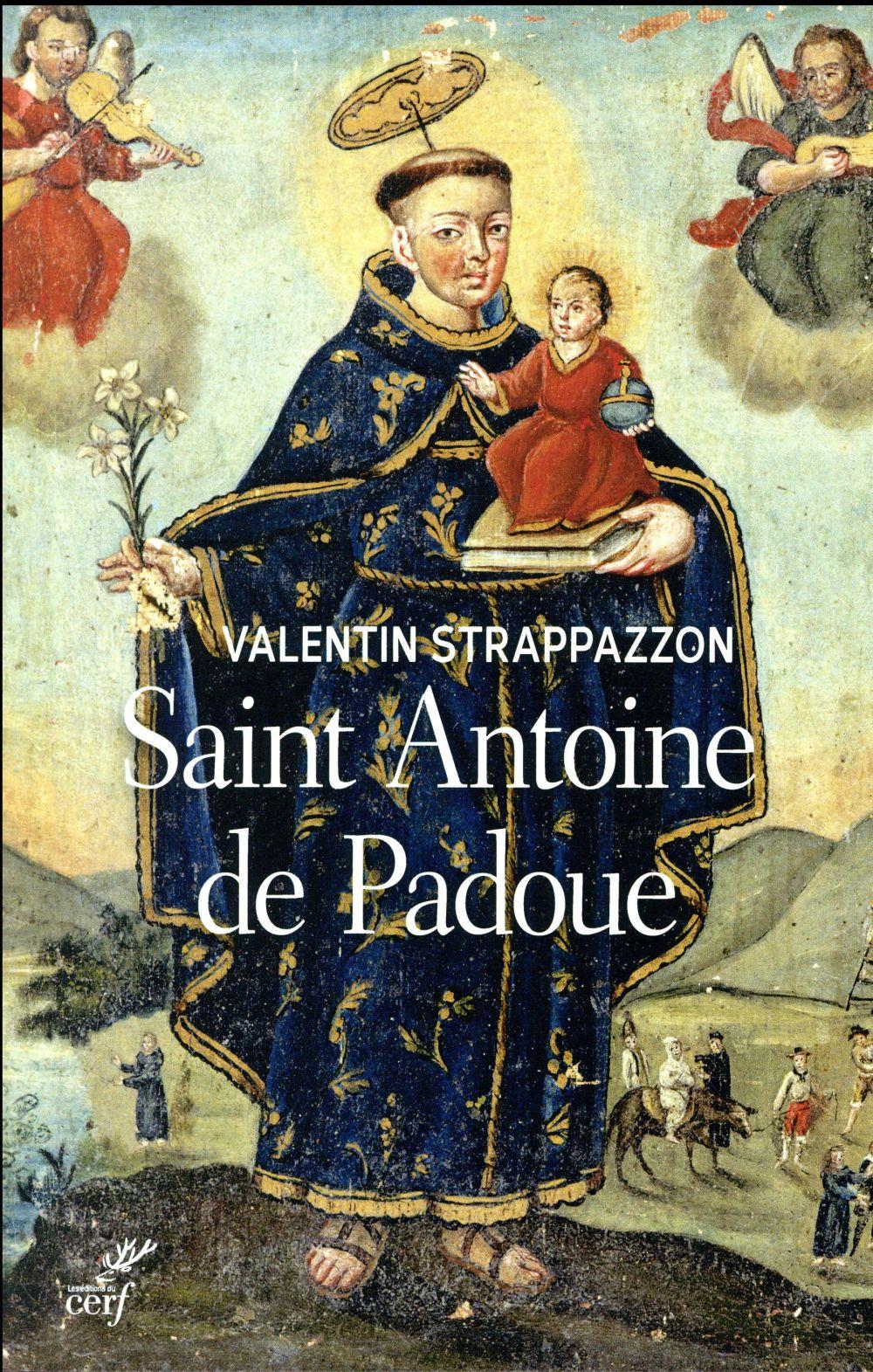 SAINT ANTOINE DE PADOUE - UNE VIE