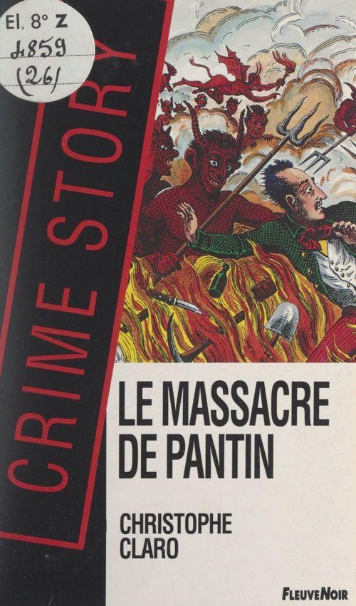 Le massacre de Pantin