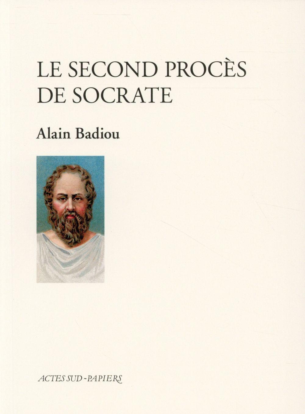 LE SECOND PROCES DE SOCRATE