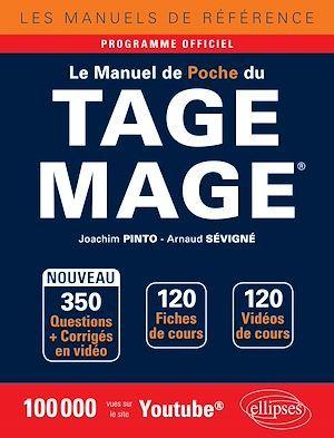 Le manuel de poche du TAGE ; programme officiel