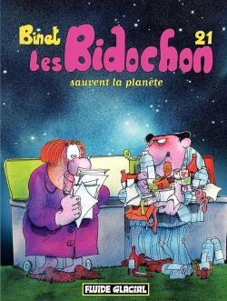 LES BIDOCHON T21 SAUVENT LA PLANETE