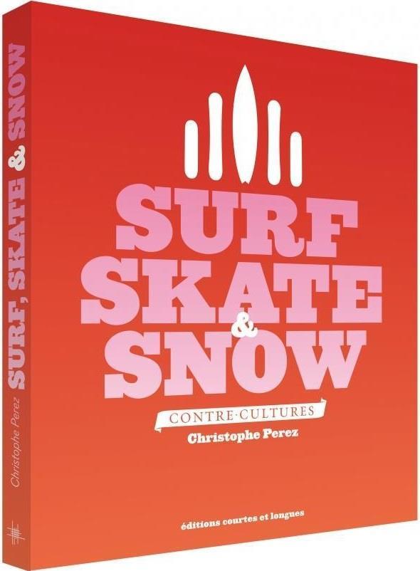 Surf skate & snow ned