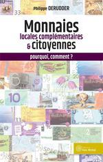Couverture de Monnaies Locales Complementaires Et Citoyennes
