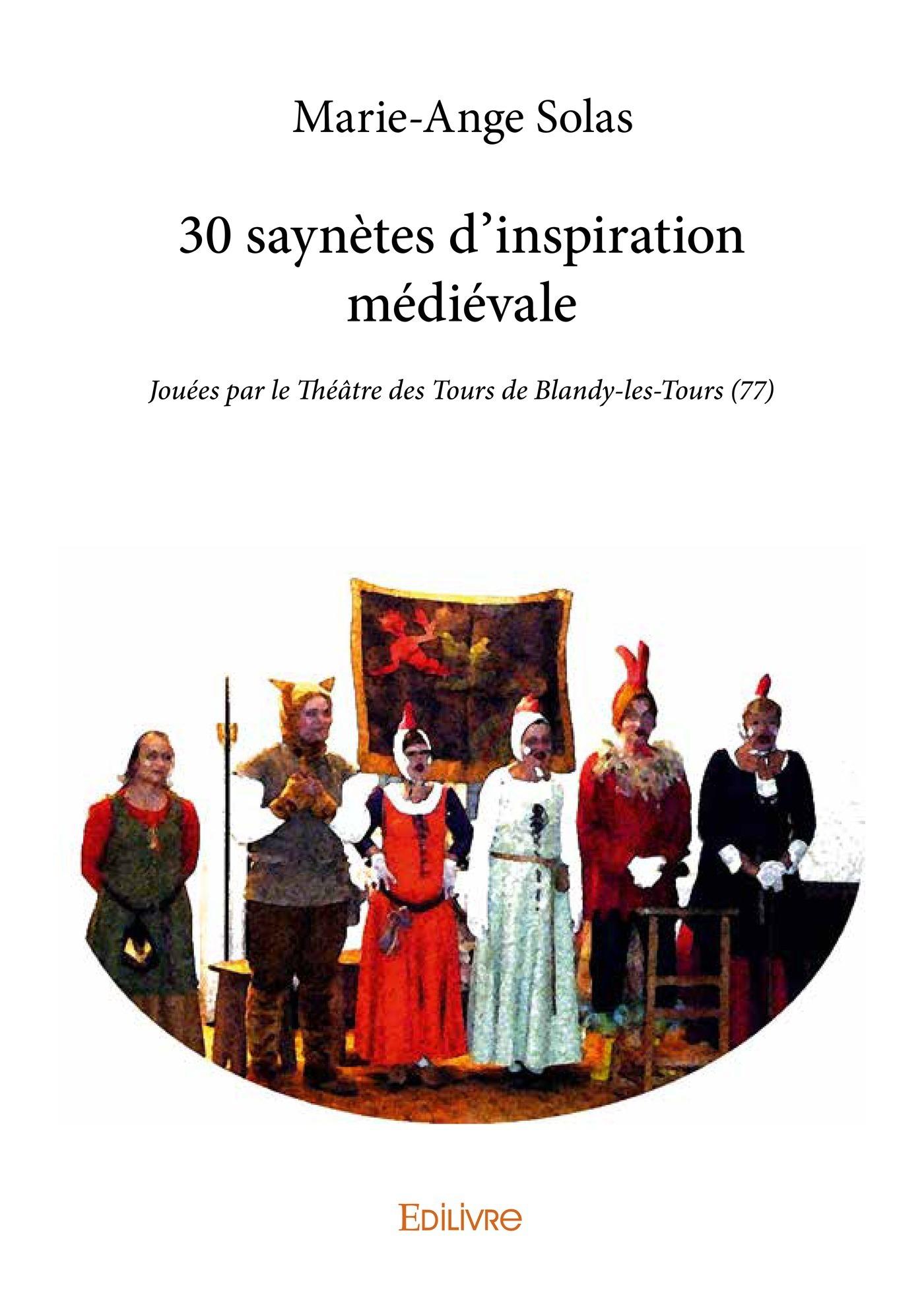 30 saynetes d'inspiration medievale