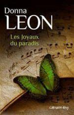 Vente Livre Numérique : Les Joyaux du paradis  - Donna Leon