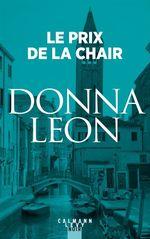 Vente Livre Numérique : Le Prix de la chair  - Donna Leon