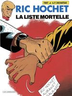 Ric Hochet - tome 42 - La Liste mortelle  - Duchâteau - A.P. Duchâteau