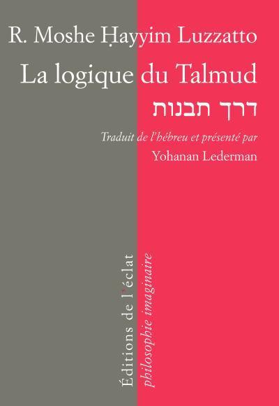 La logique du Talmud