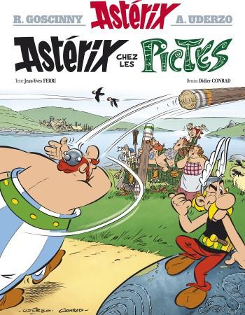 Vente Livre Numérique : Astérix chez les Pictes - 35  - René Goscinny  - Didier Conrad  - Jean-Yves Ferri  - Albert Uderzo