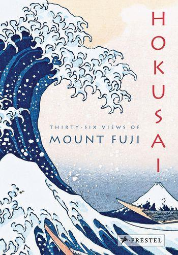 Hokusai Thirty-Six Views Of Mount Fuji