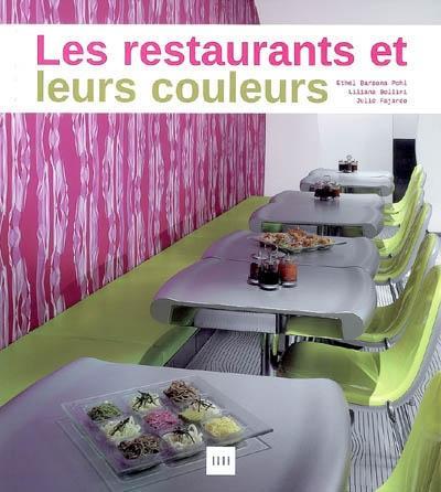 Les restaurants et leurs couleurs