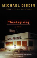 Thanksgiving  - Michael Dibdin