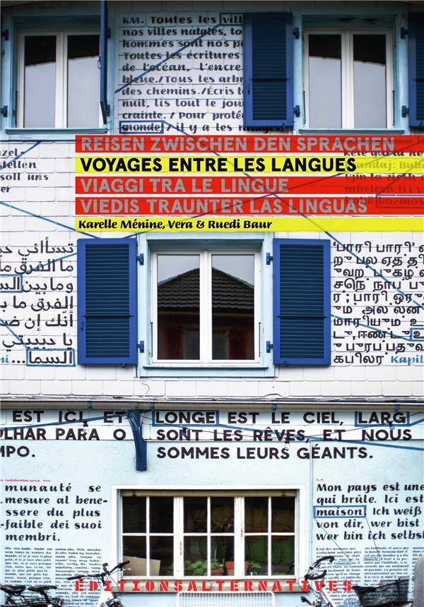 Voyage entre les langues