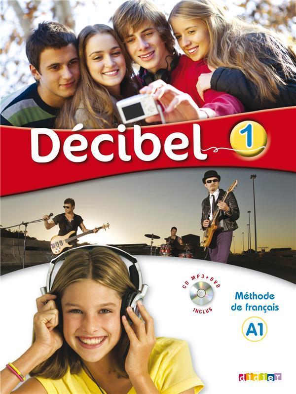 Decibel Niveau 1 ; Methode De Francais