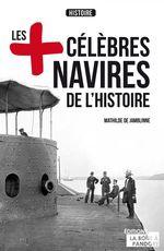 Vente Livre Numérique : Les plus célèbres navires de l'Histoire  - Mathilde de Jamblinne