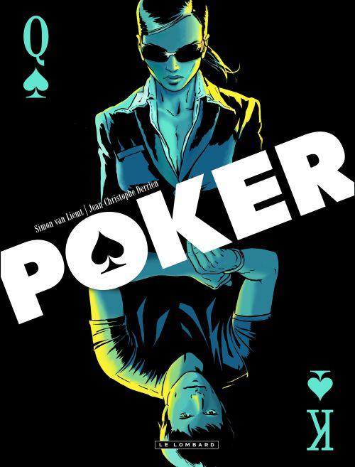 poker ; coffret t.1 et t.2