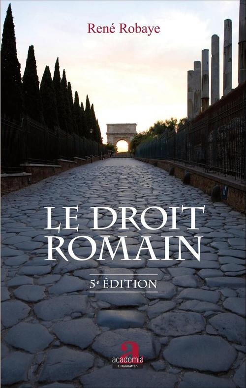 Le droit romain