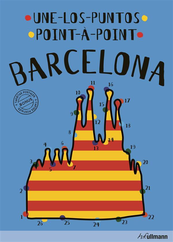 Barcelonne ; point-à-point