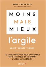 Vente Livre Numérique : Moins mais mieux avec l'argile  - Annie Casamayou