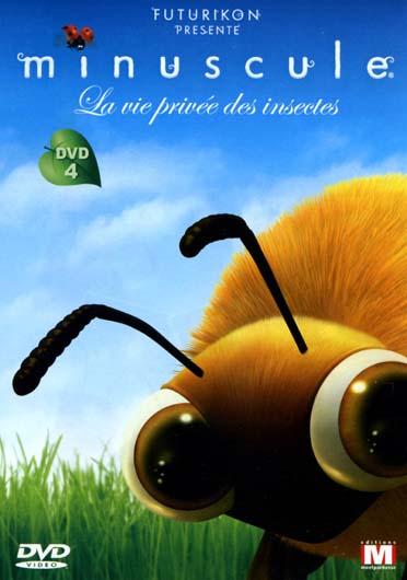Minuscule (La vie privée des insectes) - DVD 4