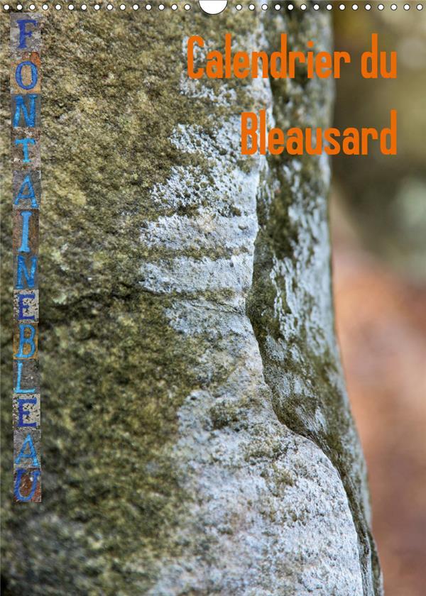 Calendrier du Bleausard (édition 2020)