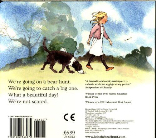 WE''RE GOING ON A BEAR HUNT