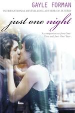 Vente Livre Numérique : Just One Night  - Gayle Forman