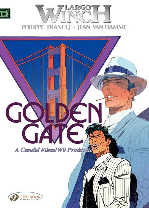 Largo Winch T.7 ; golden gate