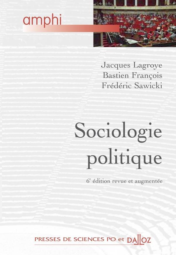 Sociologie politique (6e édition)