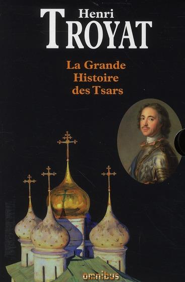 La Grande Histoire Des Tsars ; Coffret