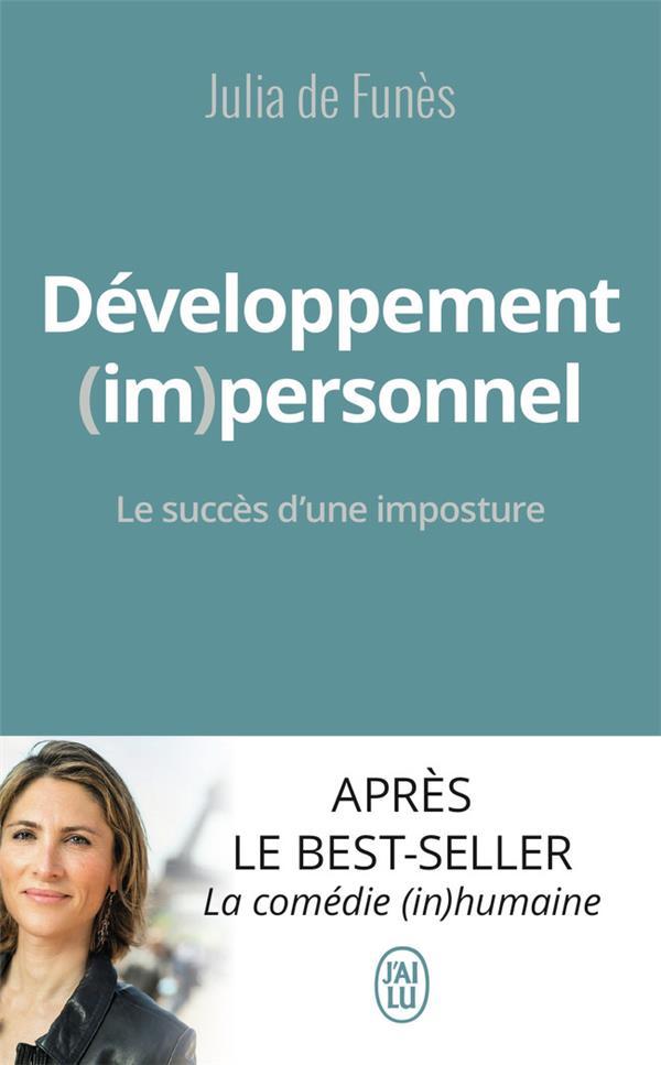 Développement (im)personnel ; le succès d'une imposture