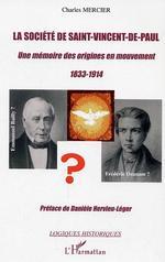 La société de Saint-Vincent-de-Paul  - Charles Mercier