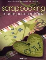 Couverture de Scrapbooking, cartes personnalisées