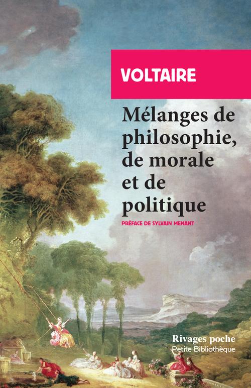 Mélanges de philosophie, de morale et de politique