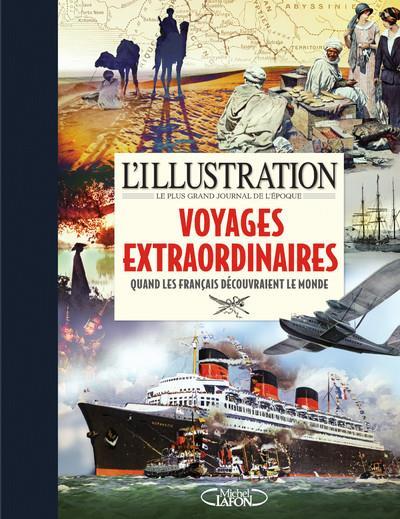 L'illustration : les voyages extraordinaires
