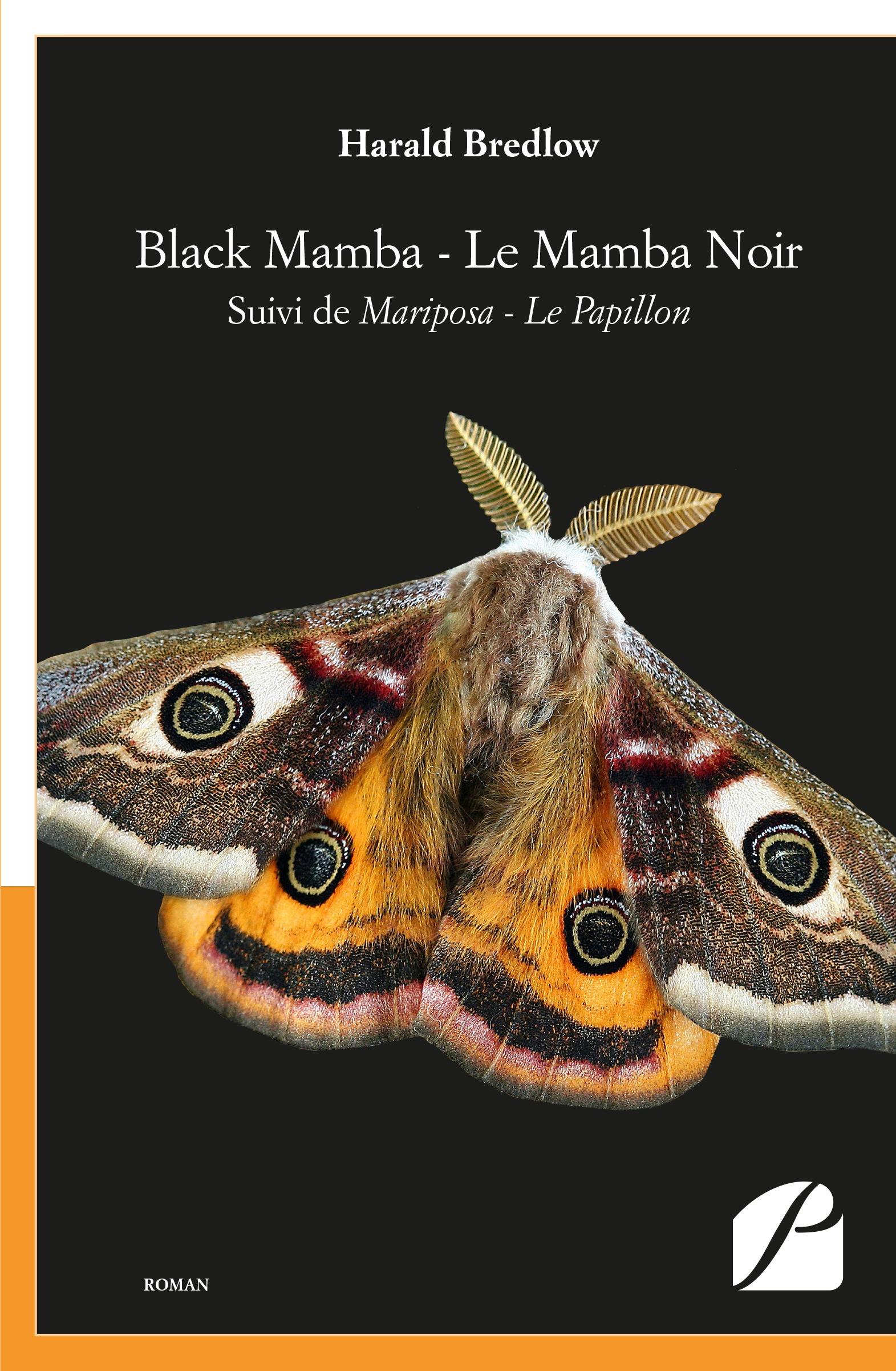 Black Mamba - Le Mamba Noir  - Harald Bredlow