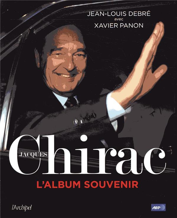 Jacques chirac, l'album souvenir