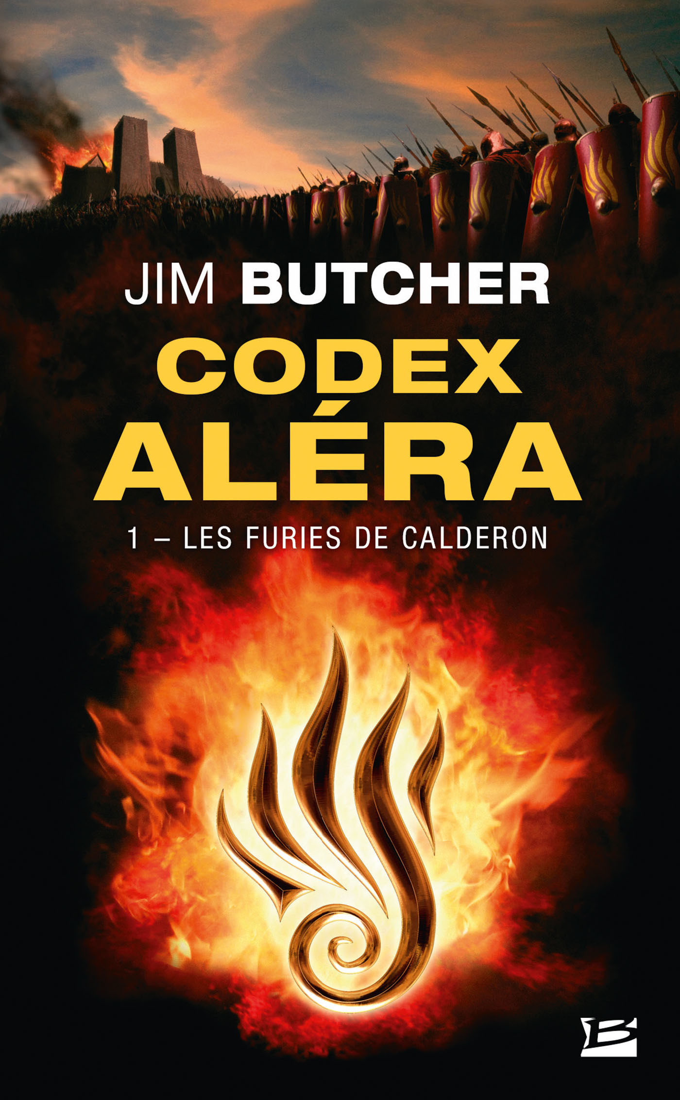 Codex Aléra T.1 ; les furies de Calderon
