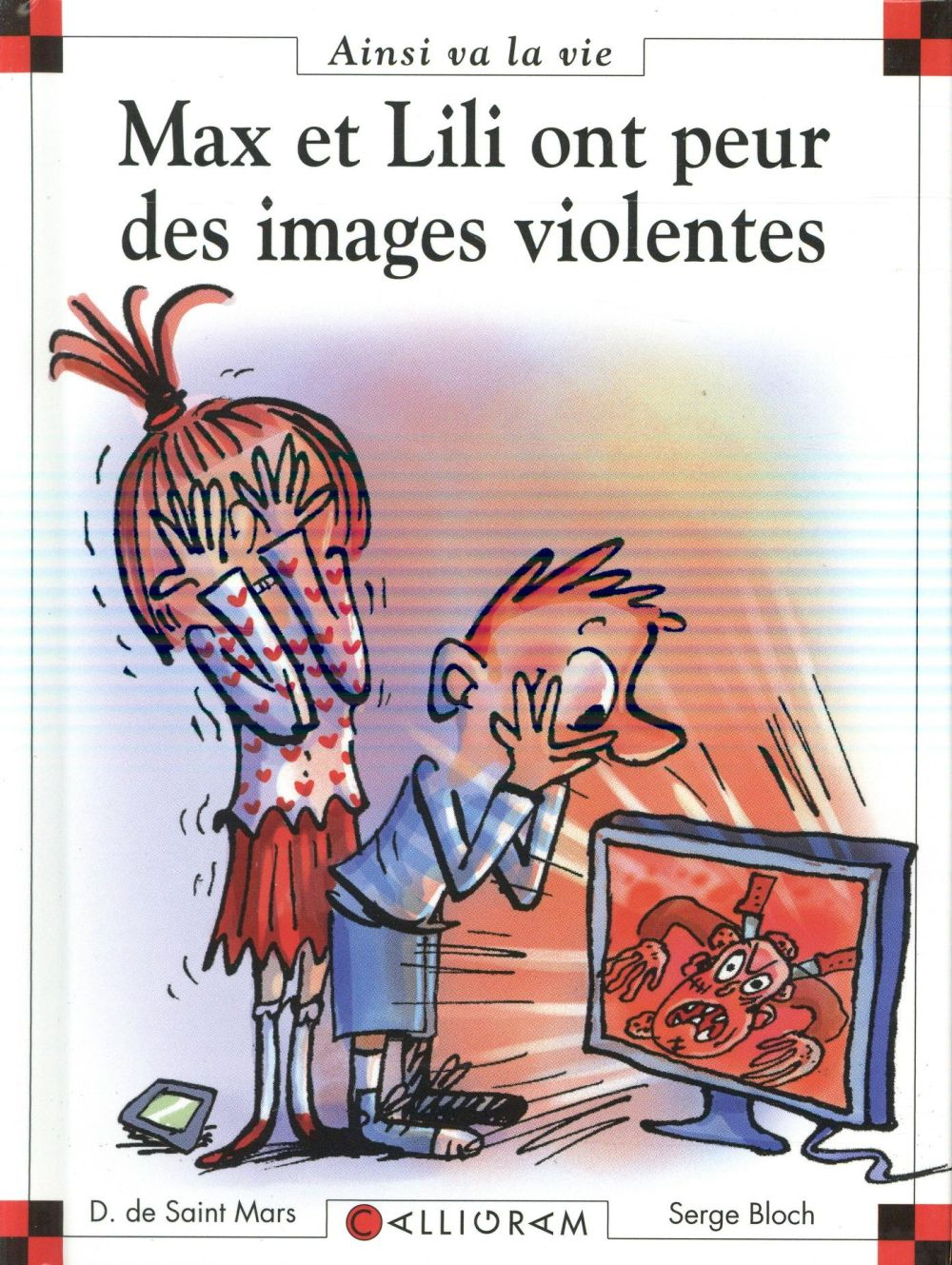Max et Lili ont peur des images violentes