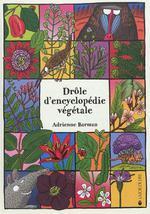 Couverture de Drole D'Encyclopedie Vegetale