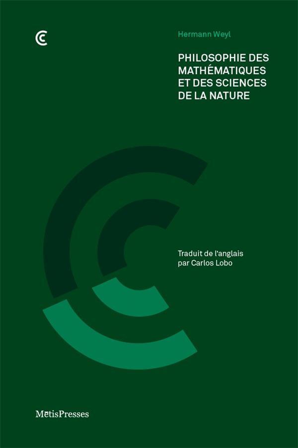 Philosophie des mathématiques et des sciences de la nature
