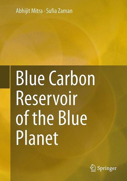 Blue Carbon Reservoir of the Blue Planet
