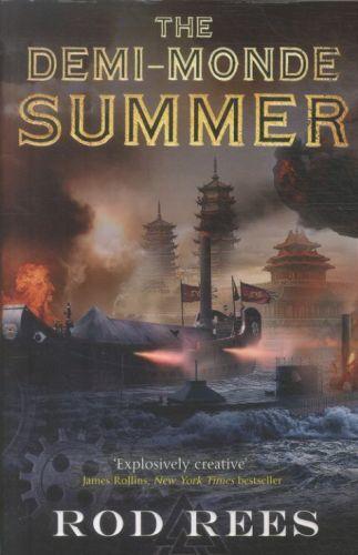 the demi monde: summer